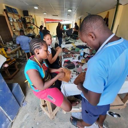 nigeria shoemaking school online_122